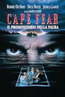 Poster Cape Fear - Il promontorio della paura