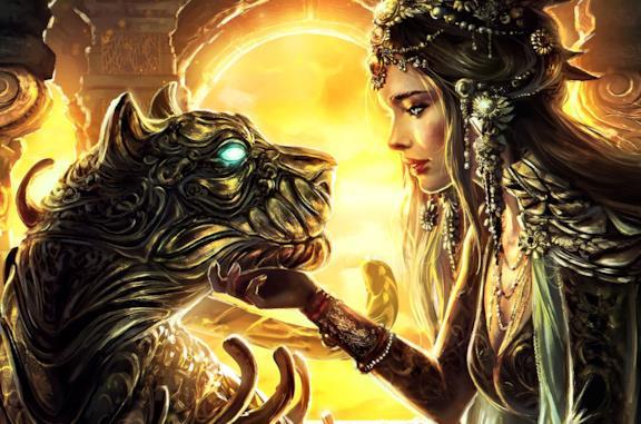Un artwork di D&D da Wizards of the Coast