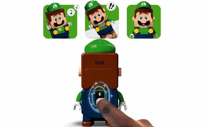 Lo starter pack Luigi di LEGO Super Mario sarà disponibile il primo agosto 2021