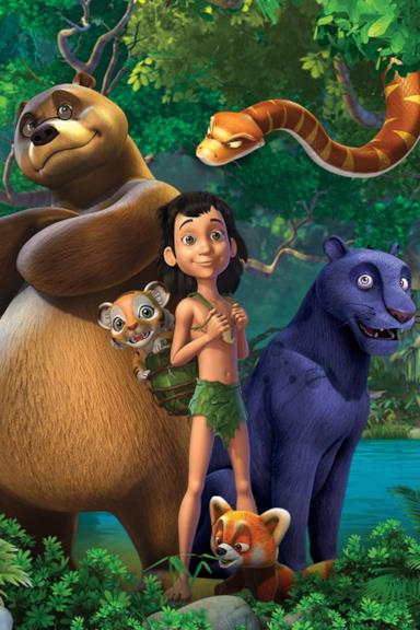 Poster The Jungle Book