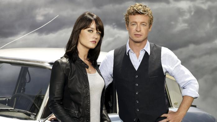 Lisbon e Jane, personaggi centrali di The Mentalist