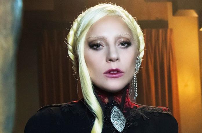 Lady Gaga in primo piano in American Horror Story