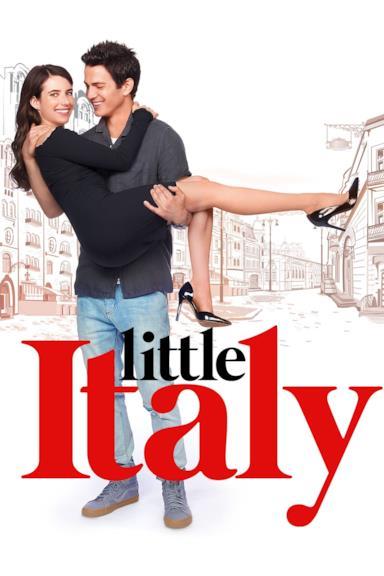 Poster Little Italy - Pizza, amore e fantasia