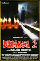 Poster Demoni 2... L'incubo ritorna
