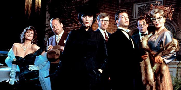 Il cast di Signori, il Delitto è Servito