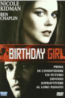 Poster Birthday Girl