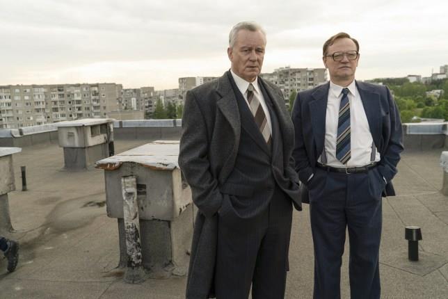 Chernobyl: Stellan Skarsgård e Jared Harris sono Boris Shcherbina e Valery Legasov