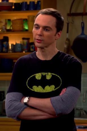 Sheldon Batman