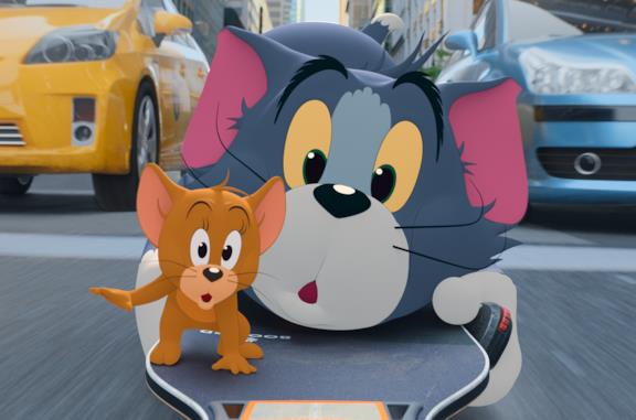 Tom & Jerry: il film in Italia dal 18 marzo in esclusiva digitale