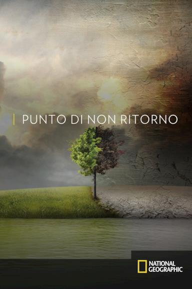 Poster Punto di non ritorno - Before the Flood