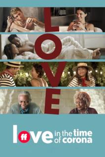 Poster L'amore ai tempi del corona