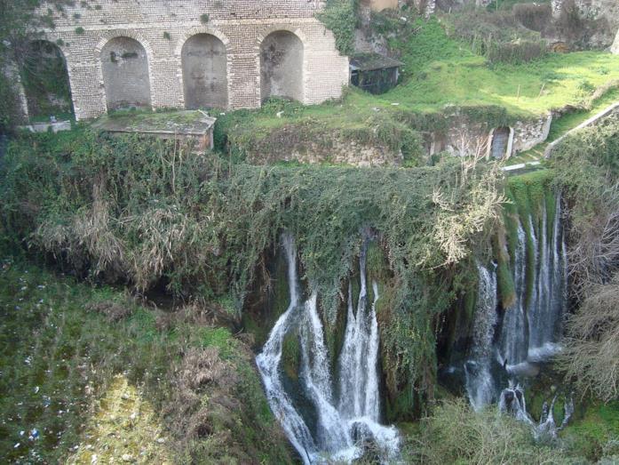 Il Ponte Gregoriano a Tivoli