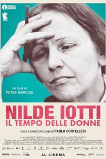 Poster Nilde Iotti, il tempo delle donne