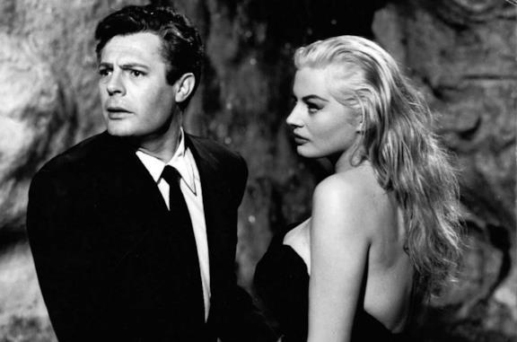 Marcello e Sylvia