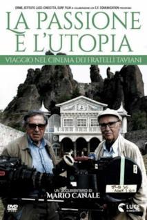 Poster La passione e l'utopia