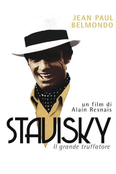 Poster Stavisky, il grande truffatore