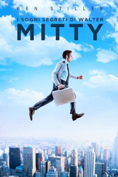 Poster I sogni segreti di Walter Mitty