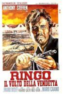 Poster Ringo, il volto della vendetta