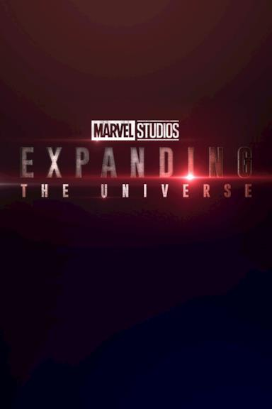 Poster Marvel Studios: Expanding the Universe