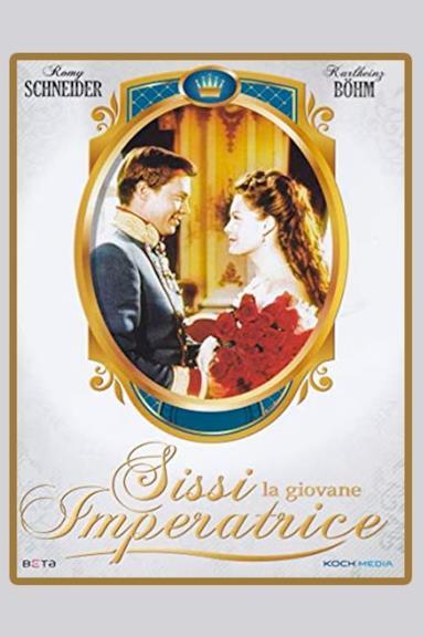 Poster Sissi - La giovane imperatrice