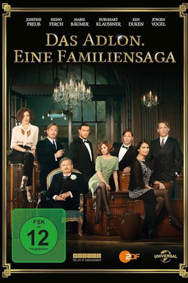 Poster Una famiglia