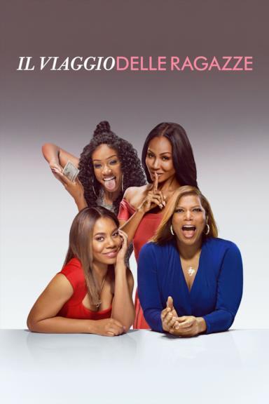 Poster Il viaggio delle ragazze