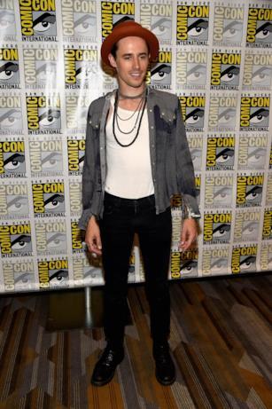 Reeve Carney al Comic-Con di San Diego