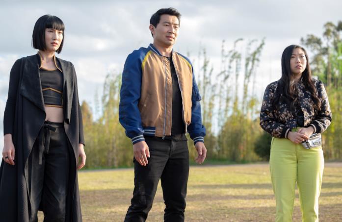 Shang-Chi, Xialing e Katy
