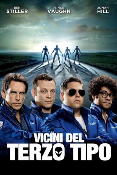 Poster Vicini del terzo tipo