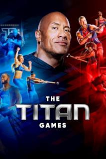Poster The Titan Games