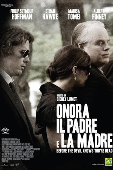 Poster Onora il padre e la madre