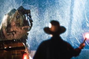Un'immagine promozionale di Jurassic World - Il regno distrutto