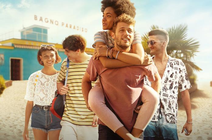 Summertime, la recensione dell'originale italiano Netflix