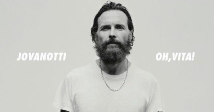 """In foto Jovanotti dall'album """"Oh, Vita!"""""""