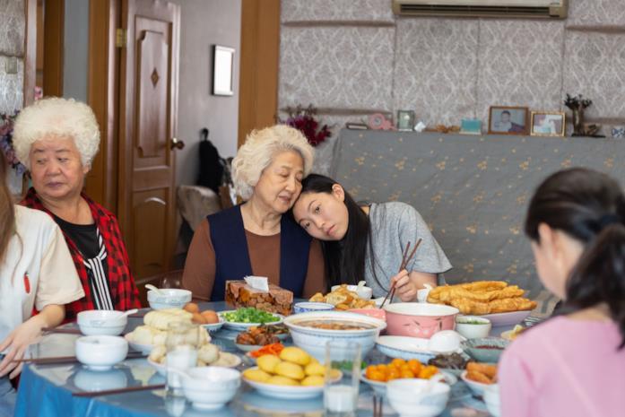 Billi e la nonna