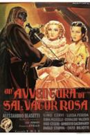 Poster Un'avventura di Salvator Rosa
