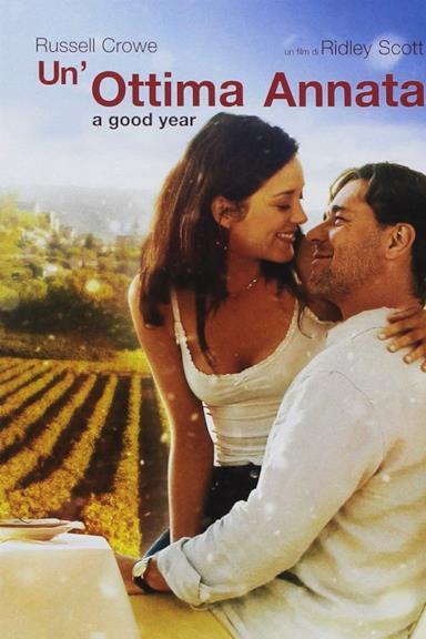Poster Un'ottima annata - A Good Year