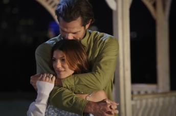 Jared e Genevieve Padalecki in Walker