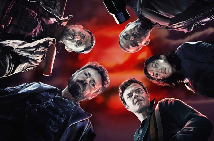 Il cast di The Boys
