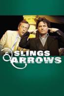 Poster Slings & Arrows