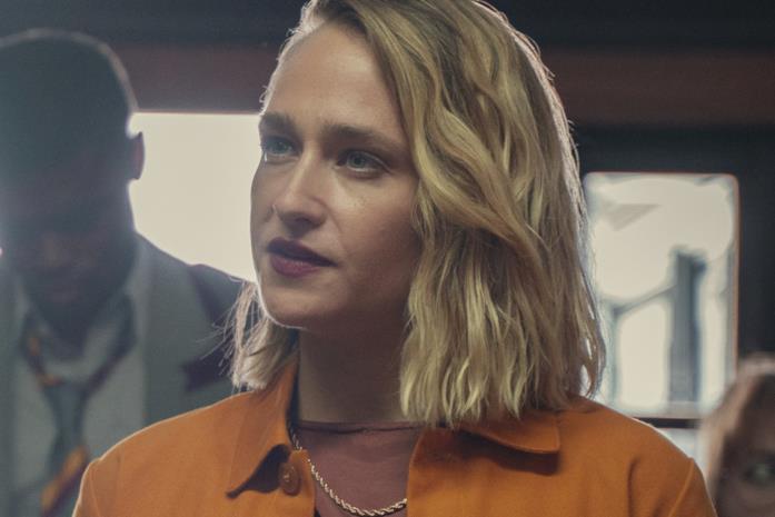 Hope Haddon ha il volto dell'attrice Jemima Kirke