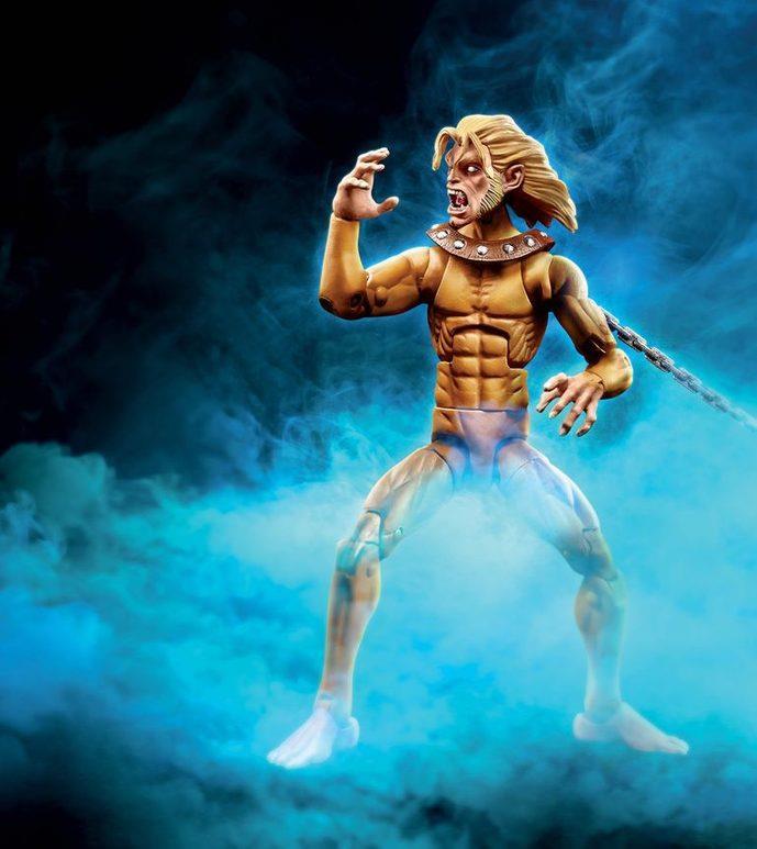 The Age of Apocalypse: Wild Child action figure