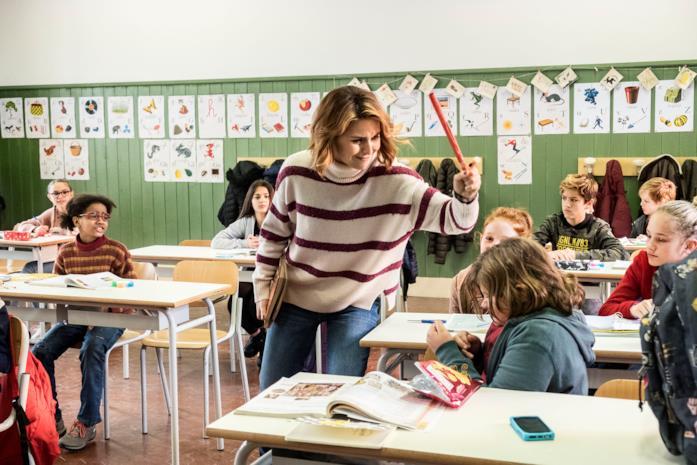 Paola a scuola