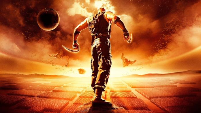Vin Diesel porta in scena Riddick