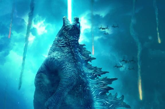 Il banner di Godzilla vs Kong