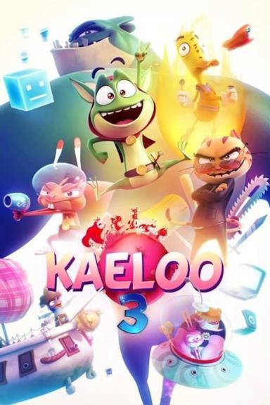 Poster Kaeloo