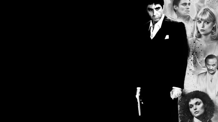 Immagine promozionale del film Scarface