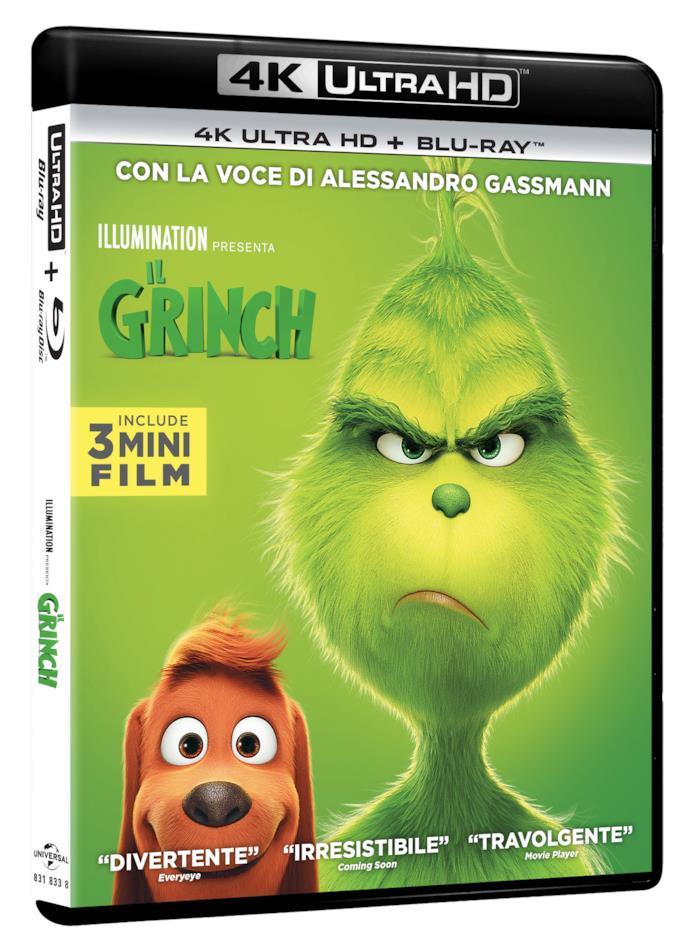 Il Grinch - Home Video - 4K