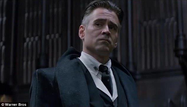 Colin Farrell scena del film