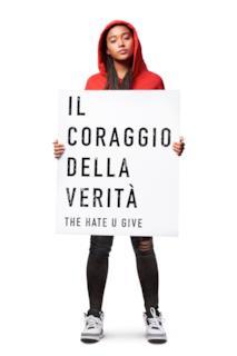 Poster Il coraggio della verità - The hate u give
